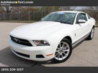 This CERTIFIED PRE-OWNED| CLEAN CARFAX Mustang has