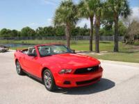 2011 Ford Mustang Convertible Our Location is: Wilde