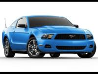 2011 FORD Mustang Coupe 2dr Cpe V6 Our Location is: