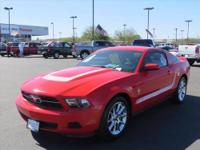 Make your move on this 2011 Ford Mustang. We're