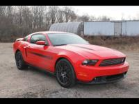 This is an absolute beautiful 2011 Ford Mustang GT