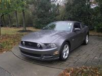 Mustang GT Premium, 5.0L V8 Ti-VCT 32V, and LIFETIME