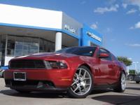 5.0L V8 Ti-VCT 32V. Wild Horses! Detroit Muscle! 2011