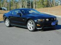 2011 Ford Mustang GT 5.0 Premium Coupe 6 Speed Manual!