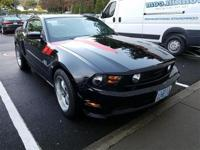 WOW!!! Check out this. 2011 Ford Mustang GT Black 5.0L