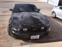 We are excited to offer this 2011 Ford Mustang. This