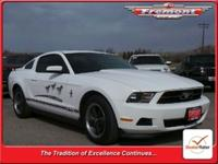 Exterior Color: performance white, Body: Coupe, Fuel:
