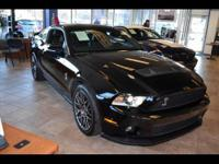 Stock #A8643. LIKE-NEW 2011 Ford Mustang GT500 SVT!!