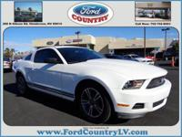 Mustang V6 Premium, Ford Certified, 2D Coupe, 3.7 L V6