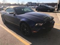 Recent Arrival!   2011 Ford Mustang RWD 6-Speed 3.7L V6