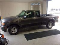 2011 Ford Ranger Sport and MotorTrend Certified. 4.0L