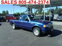 Exterior Color: vista blue metallic, Body: Extended Cab