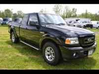Stock #A8354. CERTIFIED PRE-OWNED!! 2007 Ford Ranger