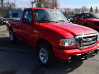 Stock #A8775. WHAT A FIND!! 2011 Ford Ranger 'XLT' with