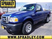 2011 Ford Ranger Regular Cab Pickup XL Our Location is: