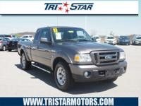 This 2011 Ford Ranger Sport boasts features like a