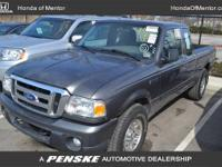 CARFAX 1-Owner, ONLY 26,641 Miles! XLT trim. iPod/MP3
