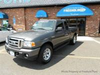 This 2011 Ford Ranger 4WD SuperCab 126 4x4 Truck