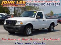 Don't let the miles fool you! This 2011 Ford Ranger XL