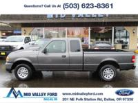 ONE OWNER 2011 FORD RANGER XLT EXTENDED CAB WITH ONLY