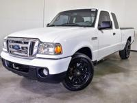 Oxford White 2011 Ford Ranger XLT RWD 5-Speed Manual