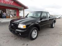 Options:  2011 Ford Ranger Our 2011 Ranger Sport Is An