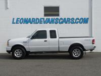 Options:  2011 Ford Ranger Xlt|White|164|594