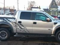 2011 SVT Raptor. Vehicle was purchased certified from a