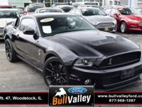 WOW!!! LESS THAN 5K MILES**A RARE FIND INDEED**SHELBY