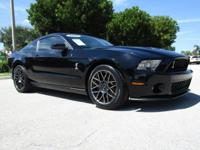 2011 Ford Mustang GT500, ONLY 10261 Miles, Manual 6