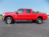 Lariat Crew Cab 4X4! 6.7! Bedliner, Bed step, Backup
