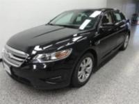 This is a Ford Certified Pre-Owned 2011 Ford Taurus: br