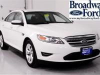Come see this 2011 Ford Taurus SEL. It has an Automatic