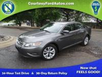 This All Wheel Drive 2011 Taurus comes equipped with