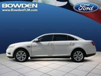 2011 Ford Taurus 4dr Car SEL. Our Location is: Bowden