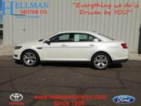 2011 Ford Taurus 4dr Car SEL Our Location is: Hellman
