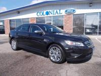 Save thousands from new!! This sharp, 2011 Ford Taurus