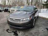 Options:  2011 Ford Taurus Limited 4Dr