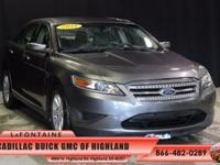 2011 Ford Taurus SE in Sterling Gray Metallic. Move