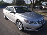 2011 FORD TAURUS SEDAN 4 DOOR Our Location is: