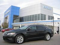 2011 Ford Taurus SEL sedan - 35,000 miles - Black on