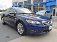You could discover this 2011 Ford Taurus Limited and