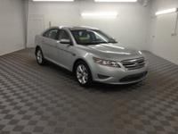 2011 Ford Taurus SEL, 3.5L V6, Leather, Heated Seats,