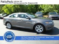 New Price! Lifetime Powertrain Warranty, Taurus SEL,