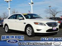 2011 Ford Taurus SEL Sedan Automatic 174,067 Miles 3.5L