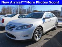 This outstanding 2011 Ford Taurus is the low-mileage