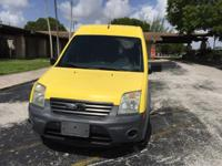 Options:  2011 Ford Transit Connect Below Market