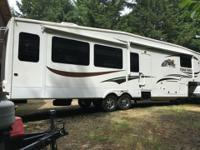 2011 Forest River 5th Wheel for sale (OR) - $36,000