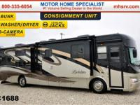2011 Forest River Berkshire 390BH Bunk House W/4 Slides