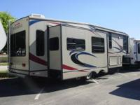 2011 Forest River BLUE RIDGE 3025RL / 3219    Mileage: